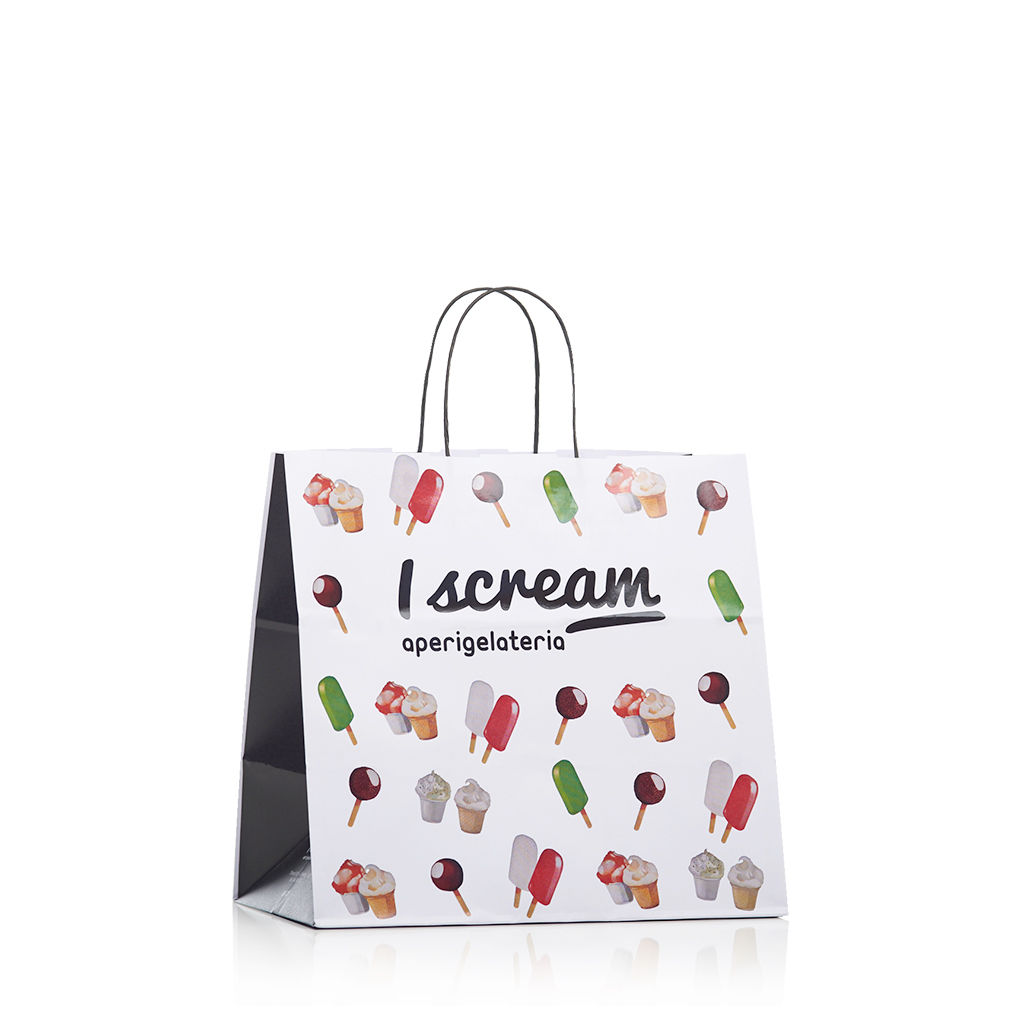 shopper-carta-personalizzata-alimentare-iscream
